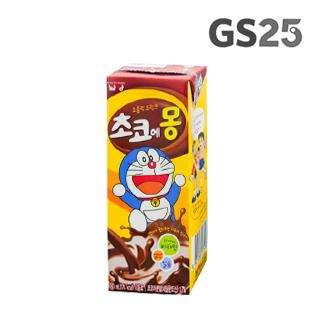 [럭키타임] GS25 초코에몽 100원 응모