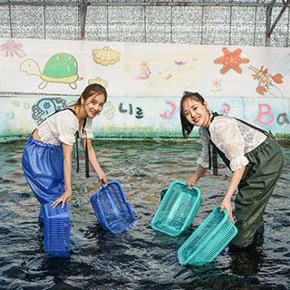 [쿠폰위크] 티켓타임 제주 바다체험장