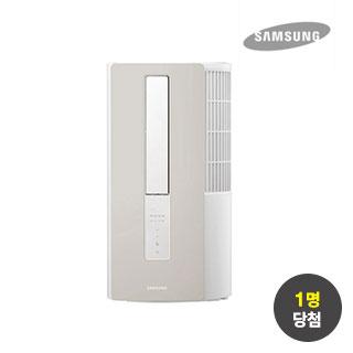 [슈퍼세이브] 럭키타임 삼성 비스포크 윈도우핏 창문형 에어컨 AW05A5171TZA