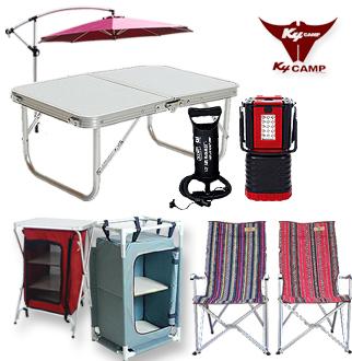 [K4camp] 캠핑용품 97종