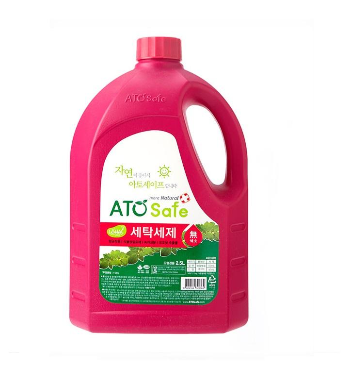 [슈퍼마트]아토세이프 로하스 인증 액상세제 2.5L