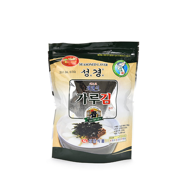 [슈퍼마트] 성경김 가루김 70g
