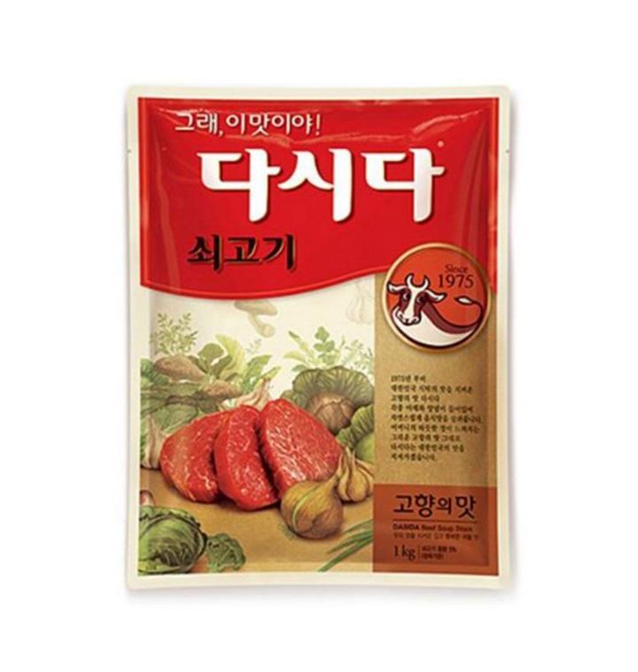 [슈퍼마트] CJ 쇠고기 다시다 1kg