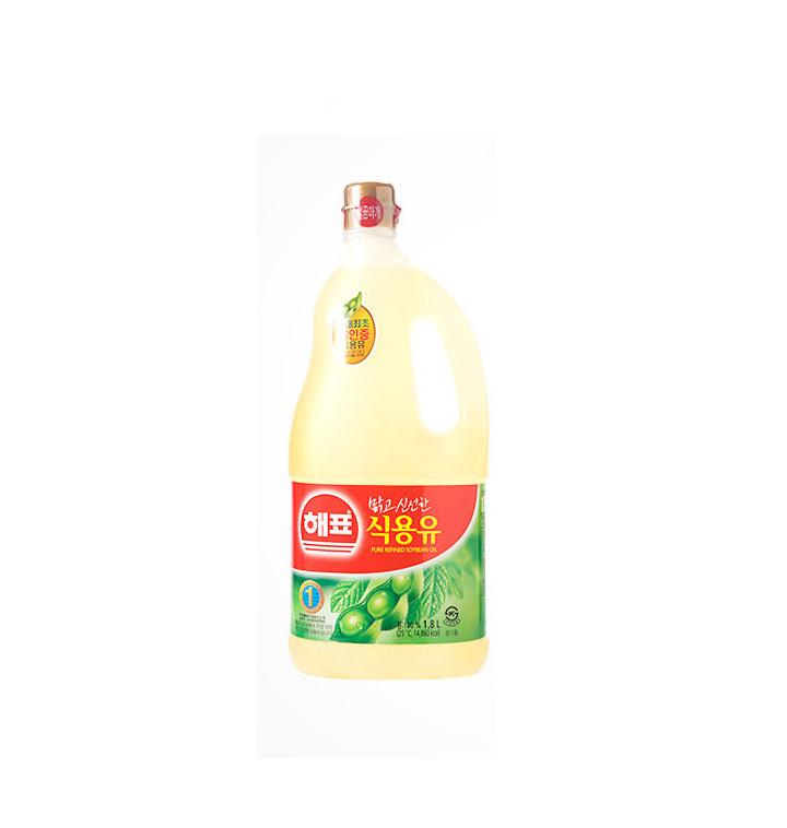 [슈퍼마트] 해표식용유 1.8L