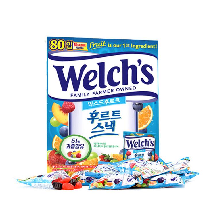 [슈퍼마트] 웰치스프룻젤리2kg