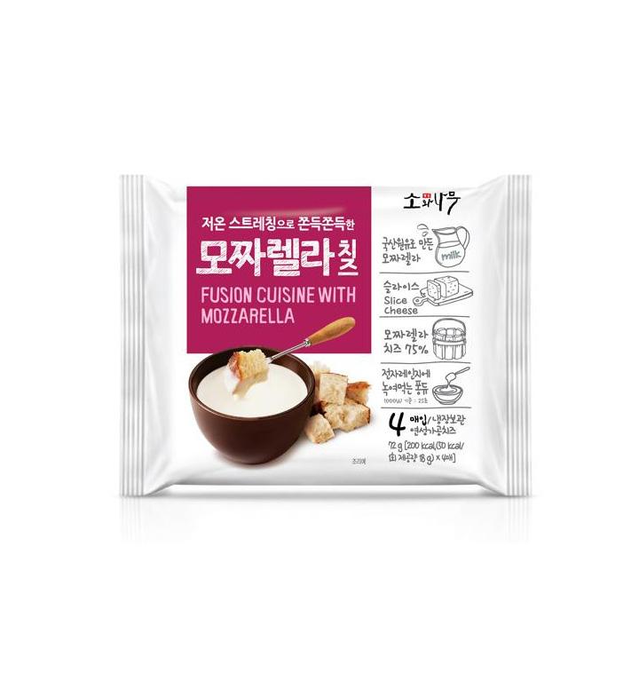 [슈퍼마트] 모짜렐라치즈 72g