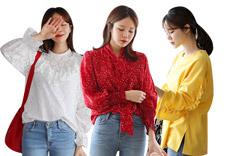 데일리샵 봄신상 러블리 데이트룩♥