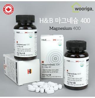캐나다 마그네슘 영양제 1통